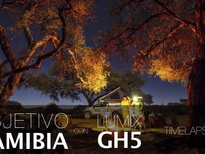 Cartela Lumix GH5 - Youtube Timelapses